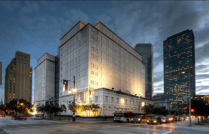 Centro detención Federal de Houston
