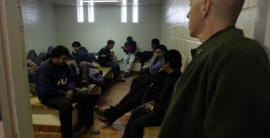 Listado de centros de detención de inmigrantes en Texas
