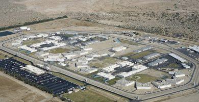 Prisión estatal de Centinela en Imperial, California